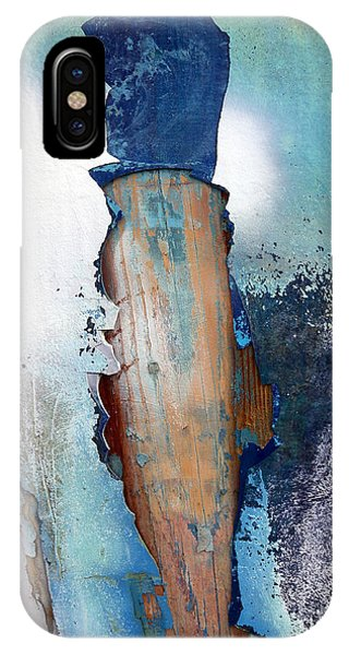Mister Blue IPhone Case