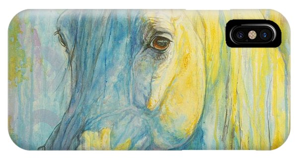 Misterious Blues Phone Case by Silvana Gabudean Dobre