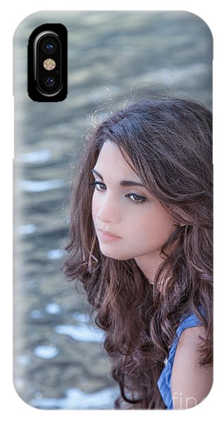 Deep Thought iPhone Case - Mistress Of Dreams by Evelina Kremsdorf