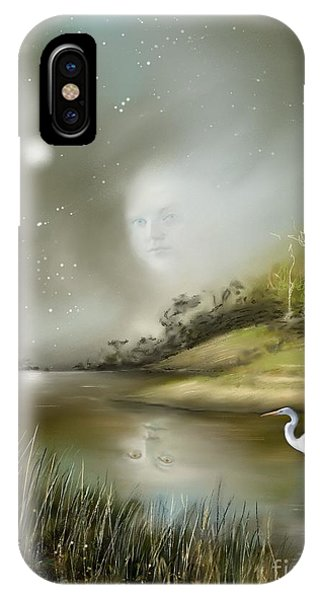 Mistress Of The Glade IPhone Case