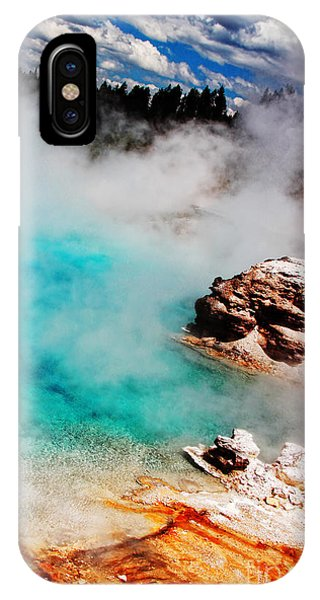 Mists Of Another World IPhone Case