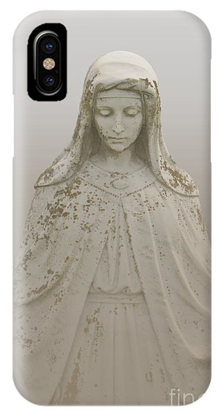 Misty Angel IPhone Case