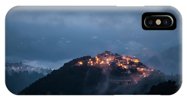 Misty Phone Case by Art Lionse
