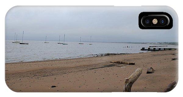Misty Harbor IPhone Case