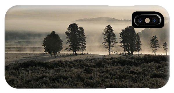 Misty Hayden Valley IPhone Case