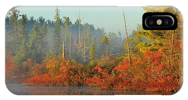 Misty Marsh IPhone Case