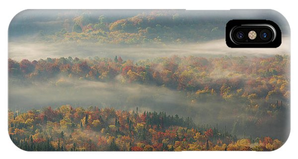 Fog iPhone Case - Misty Morning by ??? / Austin