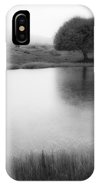 Misty Morning By The Pond Phone Case by Cristel Mol-Dellepoort