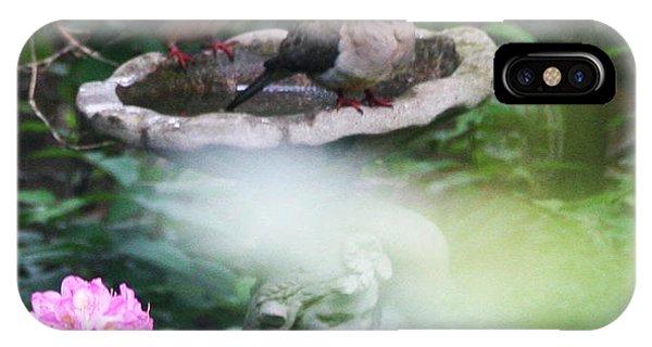 Misty Morning Doves Phone Case by Jinx Farmer