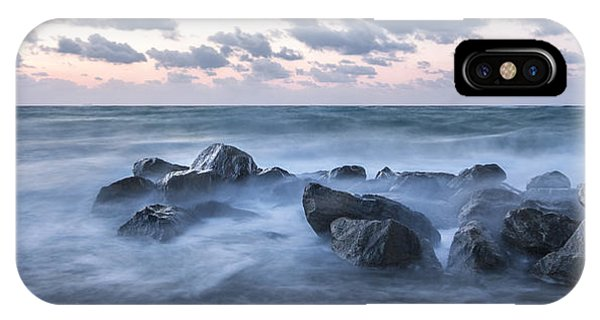 Boynton iPhone Case - Misty Morning by Jon Glaser