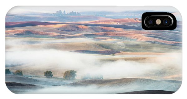 Layer iPhone Case - Misty Morning by Thien Nguyen