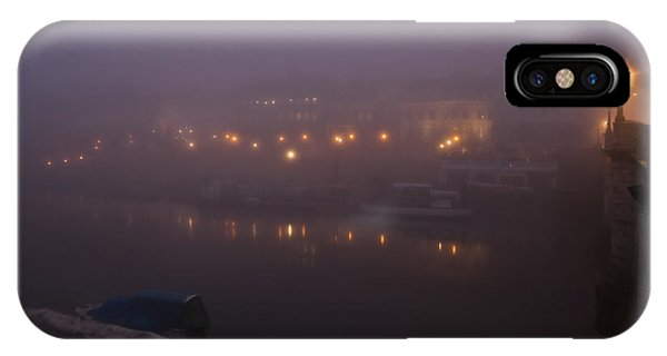 Misty Richmond Upon Thames IPhone Case