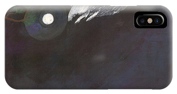 Misty Twinight IPhone Case