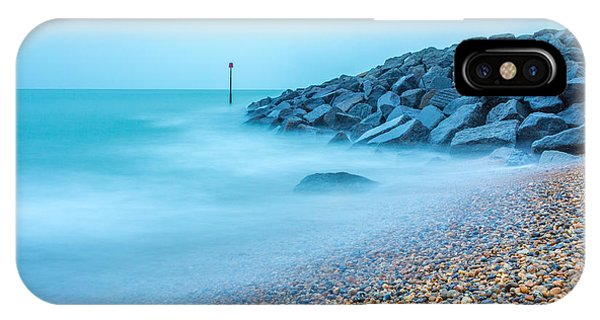 Misty Water. IPhone Case