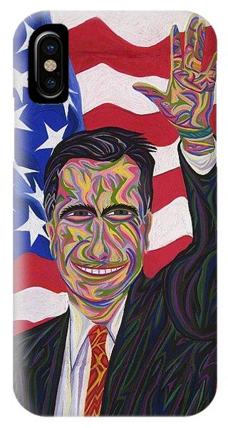 Mitt Romney IPhone Case