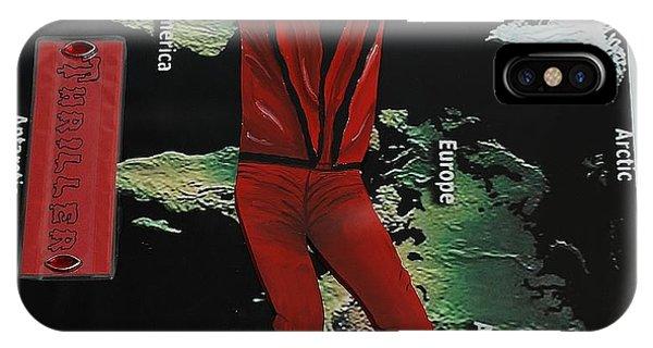 Mj Thriller IPhone Case