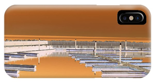 Mocha Dock IPhone Case