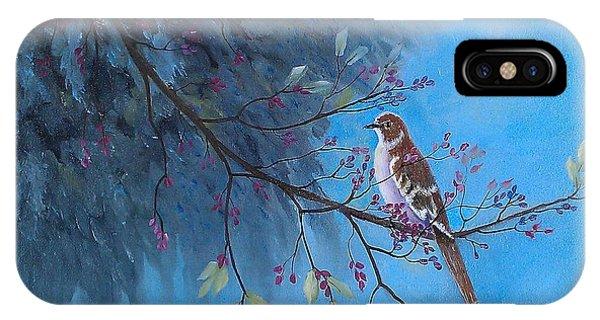 Mockingbird Happiness IPhone Case