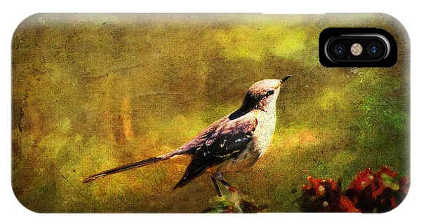 Mockingbird Have You Heard... IPhone Case