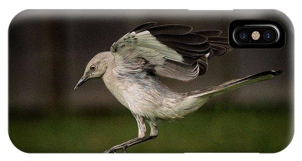 Mockingbird No. 2 IPhone Case