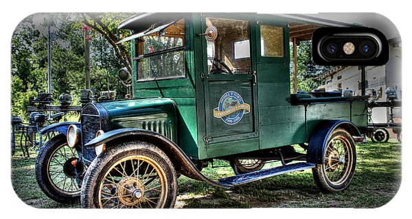 Model T Truck In Bon Secour Al IPhone Case