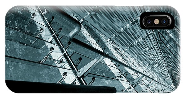 Modern Abstract Architecture Phone Case by Wladimir Bulgar