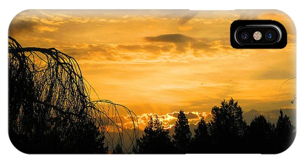 Modoc Sunrise IPhone Case