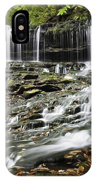 Mohawk Falls 2 IPhone Case