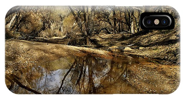Mojave River IPhone Case
