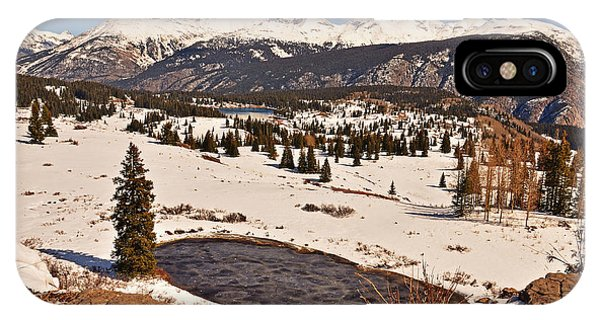 Molas Pass Winter IPhone Case