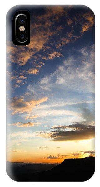 Mollogon Rim Twilight IPhone Case