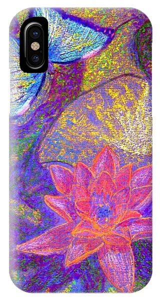 Meditation, Moment Of Oneness IPhone Case