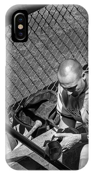 Moment Of Reflection IPhone Case