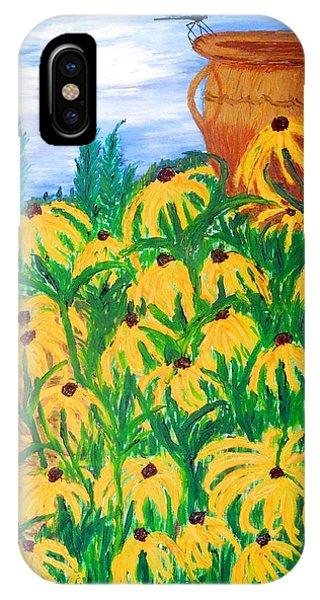 Moms Garden IPhone Case