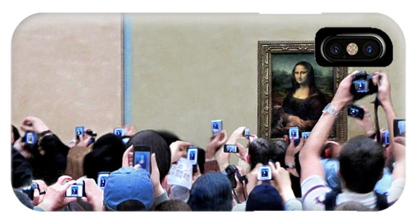 Mona Mobbed IPhone Case