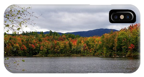 Monadnock In Fall View 4 IPhone Case