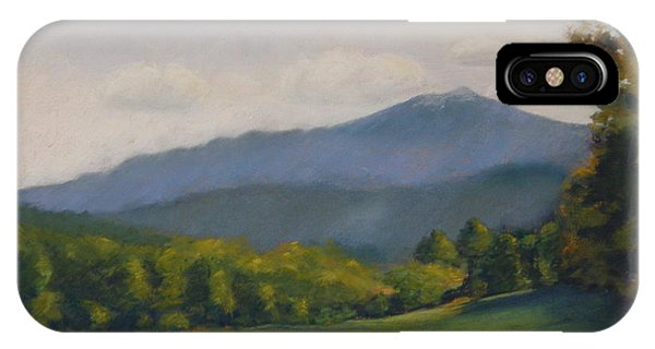 Monadnock Summer IPhone Case