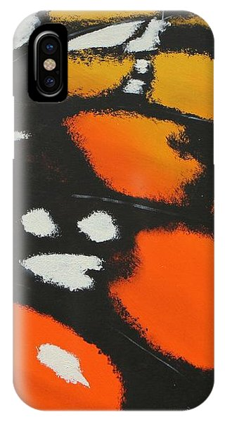 Monarch IPhone Case