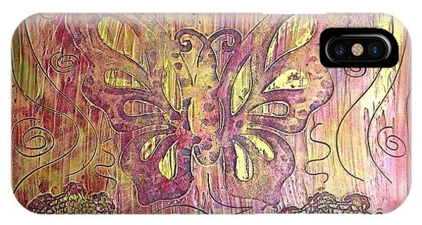 Alfredo Garcia iPhone Case - Monarch Butterfly By Alfredo Garcia by Alfredo Garcia