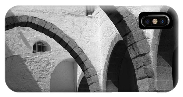 Monastery Arches IPhone Case