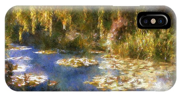 Monet After Midnight IPhone Case