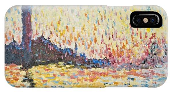 Monet Evening In Venice IPhone Case