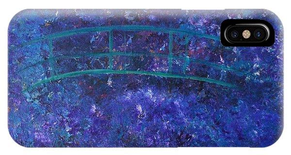 Monet's Place IPhone Case