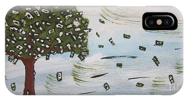 The Money Tree IPhone Case