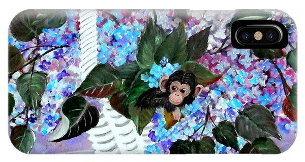 Monkey Busines IPhone Case