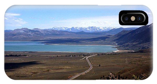 Mono Lake And The Sierra Nevada IPhone Case