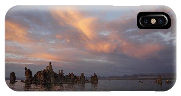 Mono Lake At Sunset IPhone Case