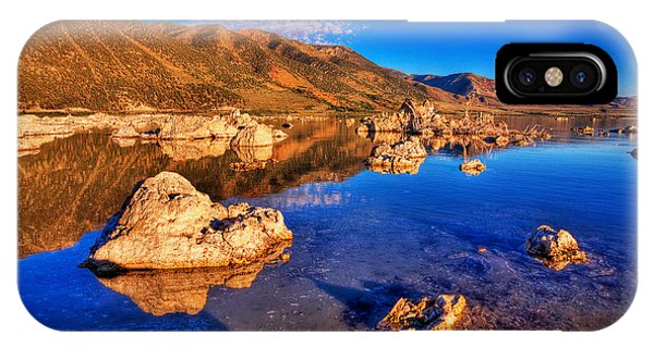 Mono Lake IPhone Case