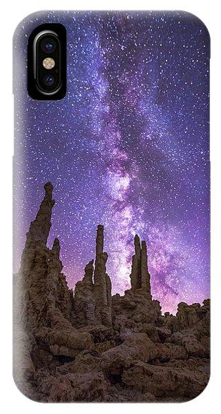 Mono Skies IPhone Case