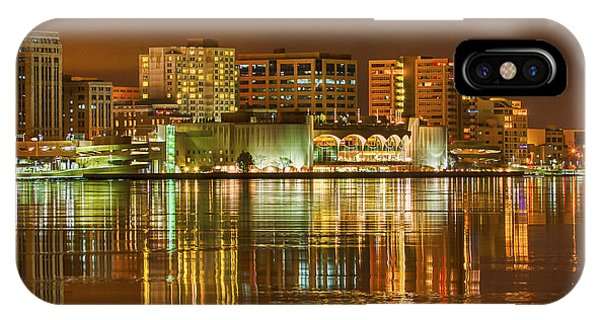 Monona Terrace Madison Wisconsin IPhone Case
